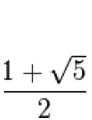 Phi-formula