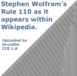Wolfram Rule 110