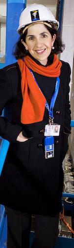 Dr. Fabiola Gianotti